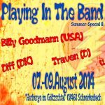 Playing In The Band, Summer-Special 2014